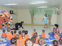 O mágico de Oz na Escola
