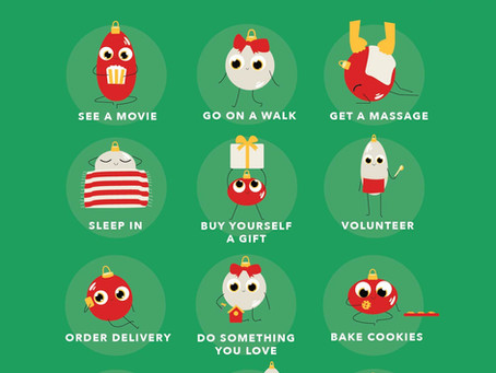 Holiday Self-Care Tips: Make Time for You