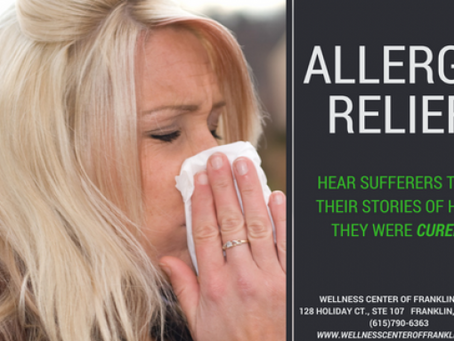 ALLERGIES AND RELIEF