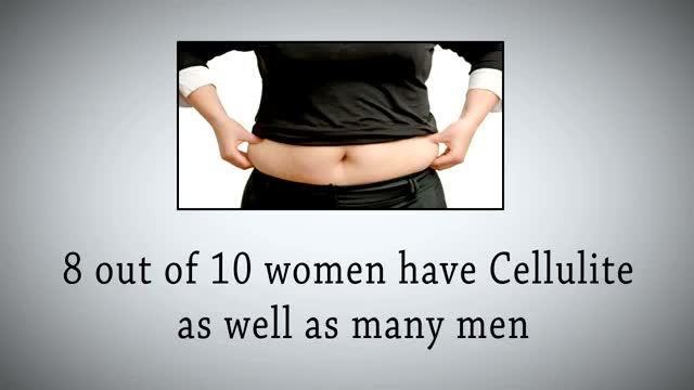 Get rid of cellulite with this amazing new technology...