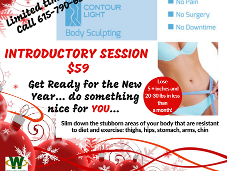 Special Holiday Offer: to help you get ready for the new year...