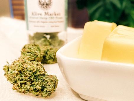 Hemp CBD Butter Recipe