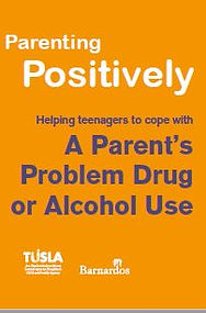 Parenting Positively - Helping teenagesr to cope wtith a Parent's Problem Drug or Alcohol
