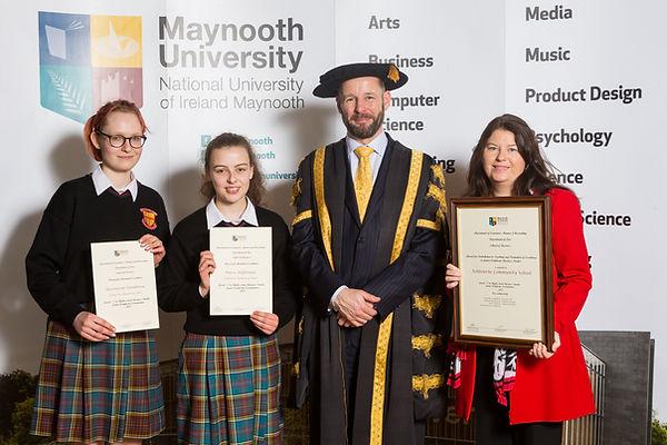 Maynooth Junior Business A Grades 2017.j