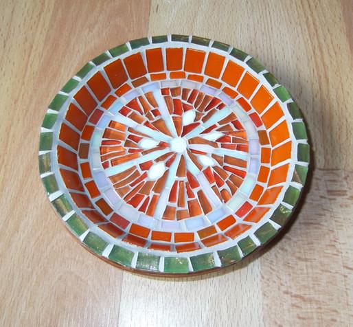 TD6 Orange Slice  £30