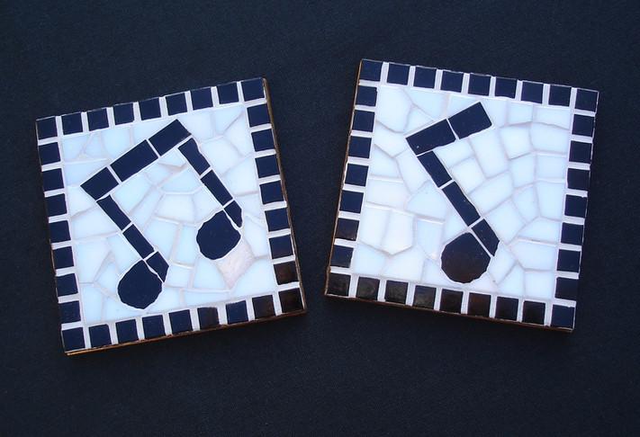 CS38  Musical Notes  £12 Each