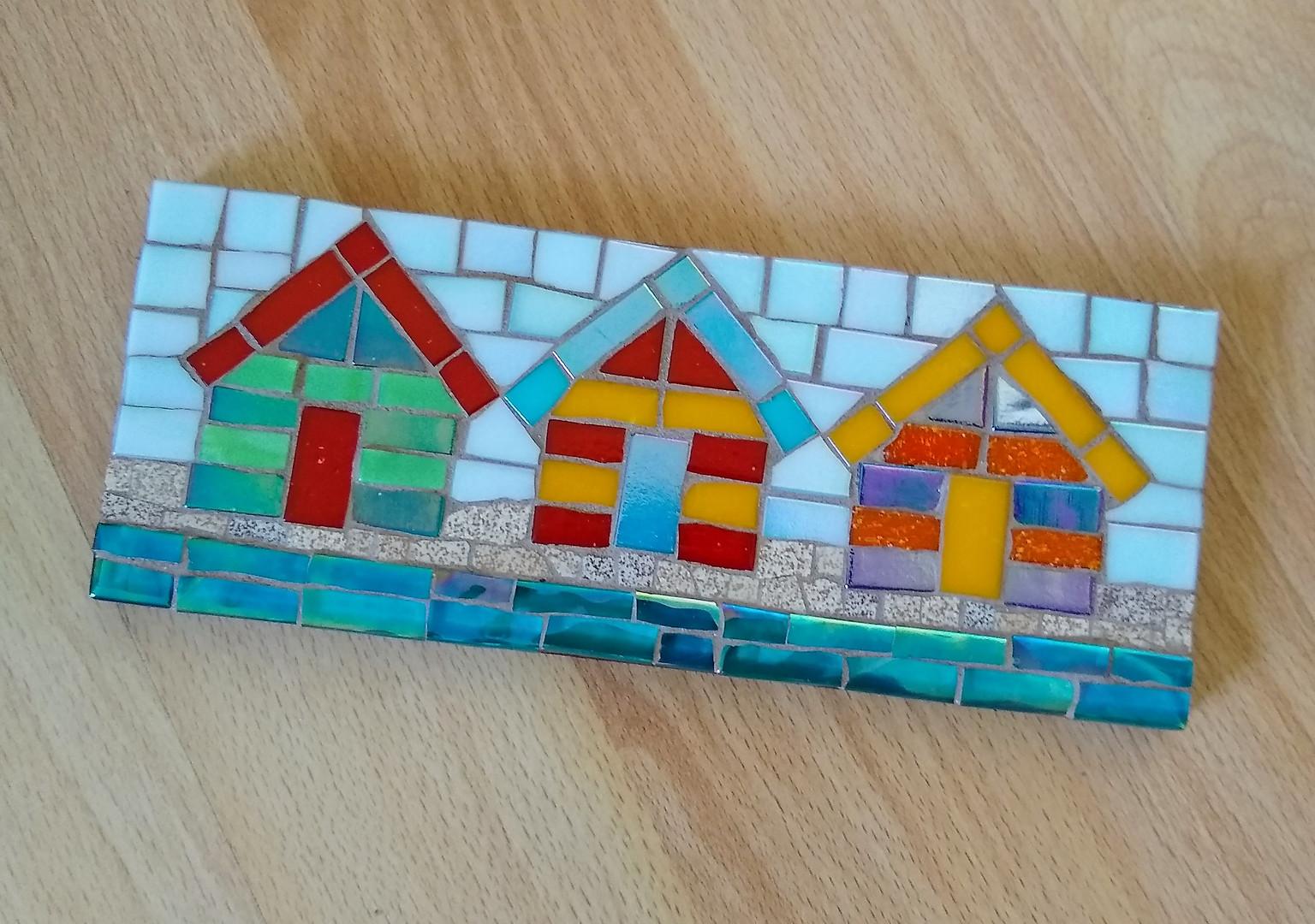 MM2 Three Beach Huts  £22