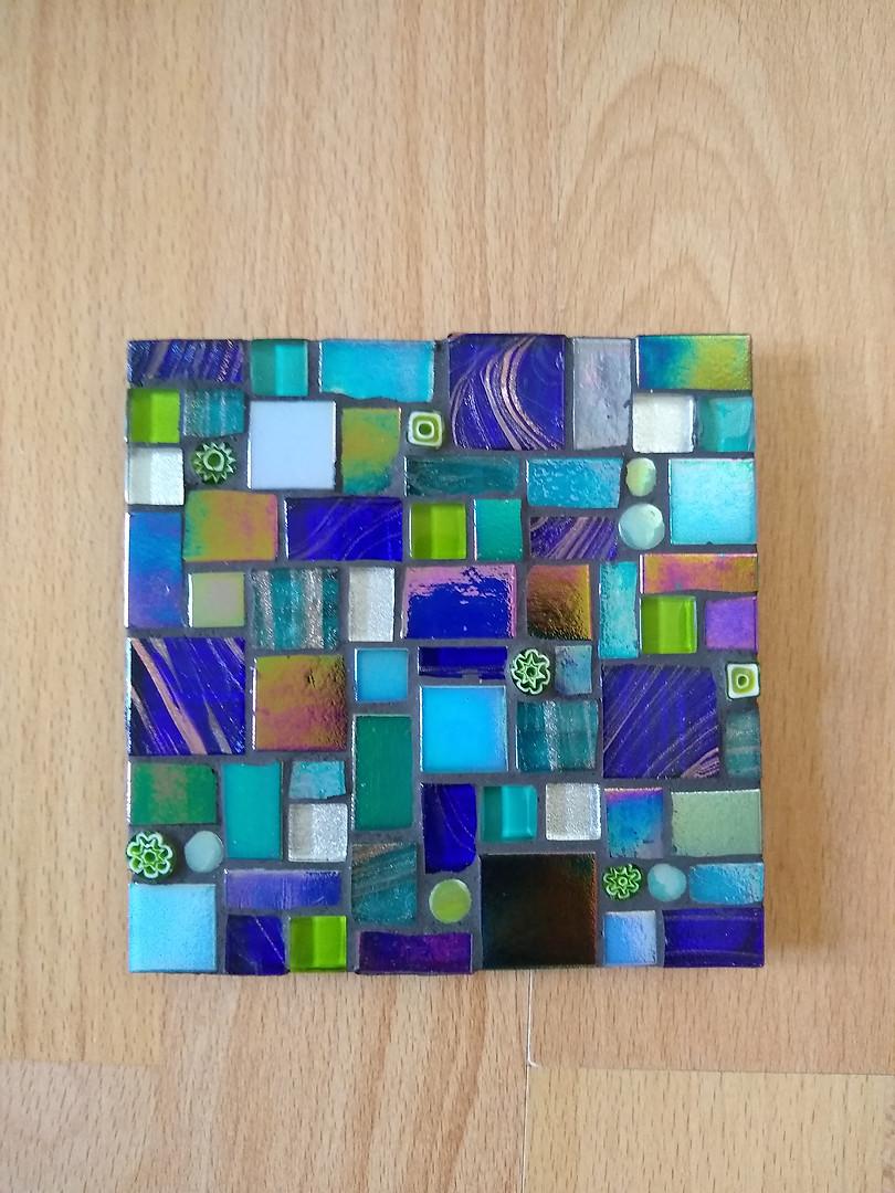 CS21 Blues Abstract (Light)  £12 Each