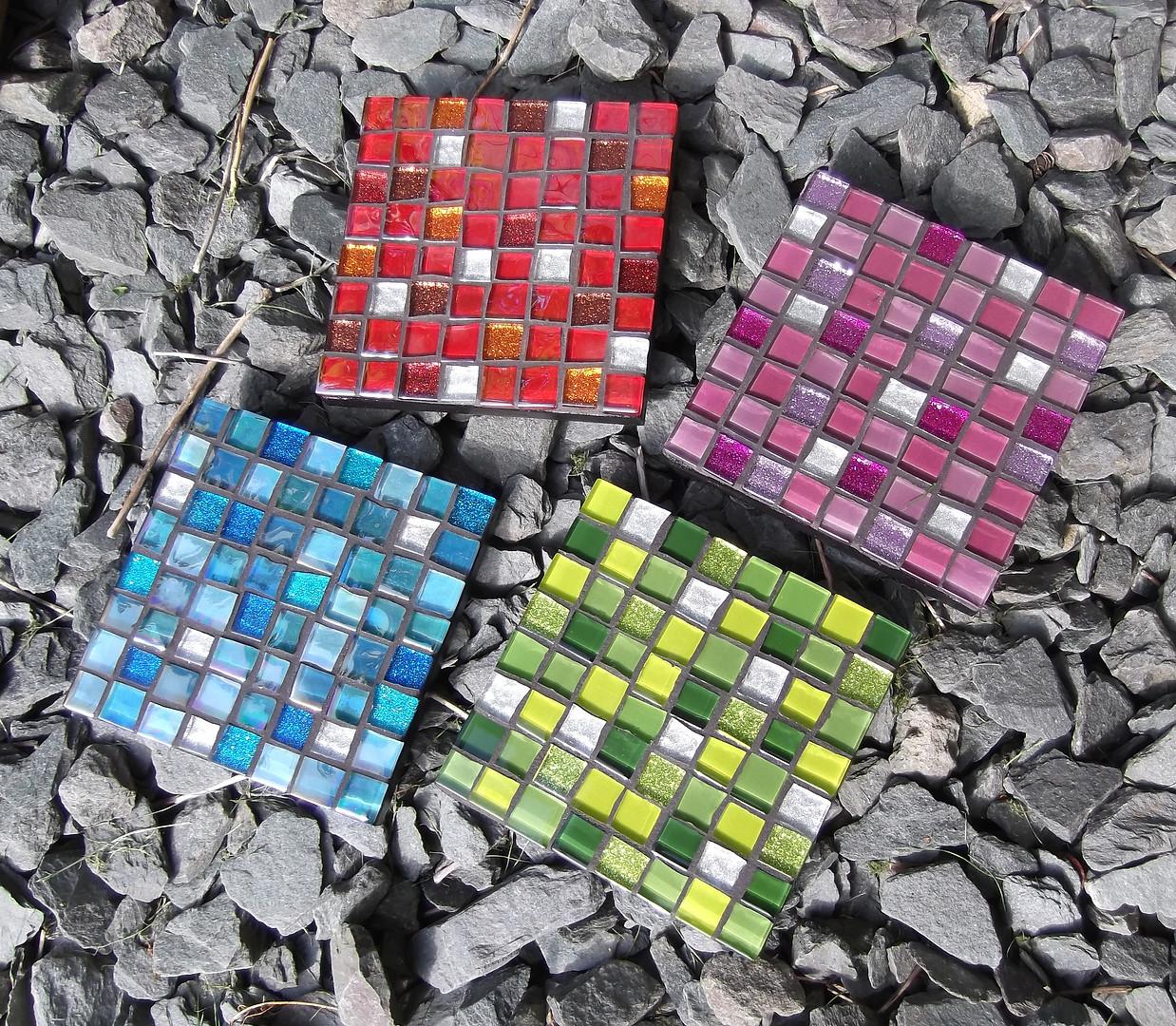 CS17  Glitter Squares (various colours)  £10 Each