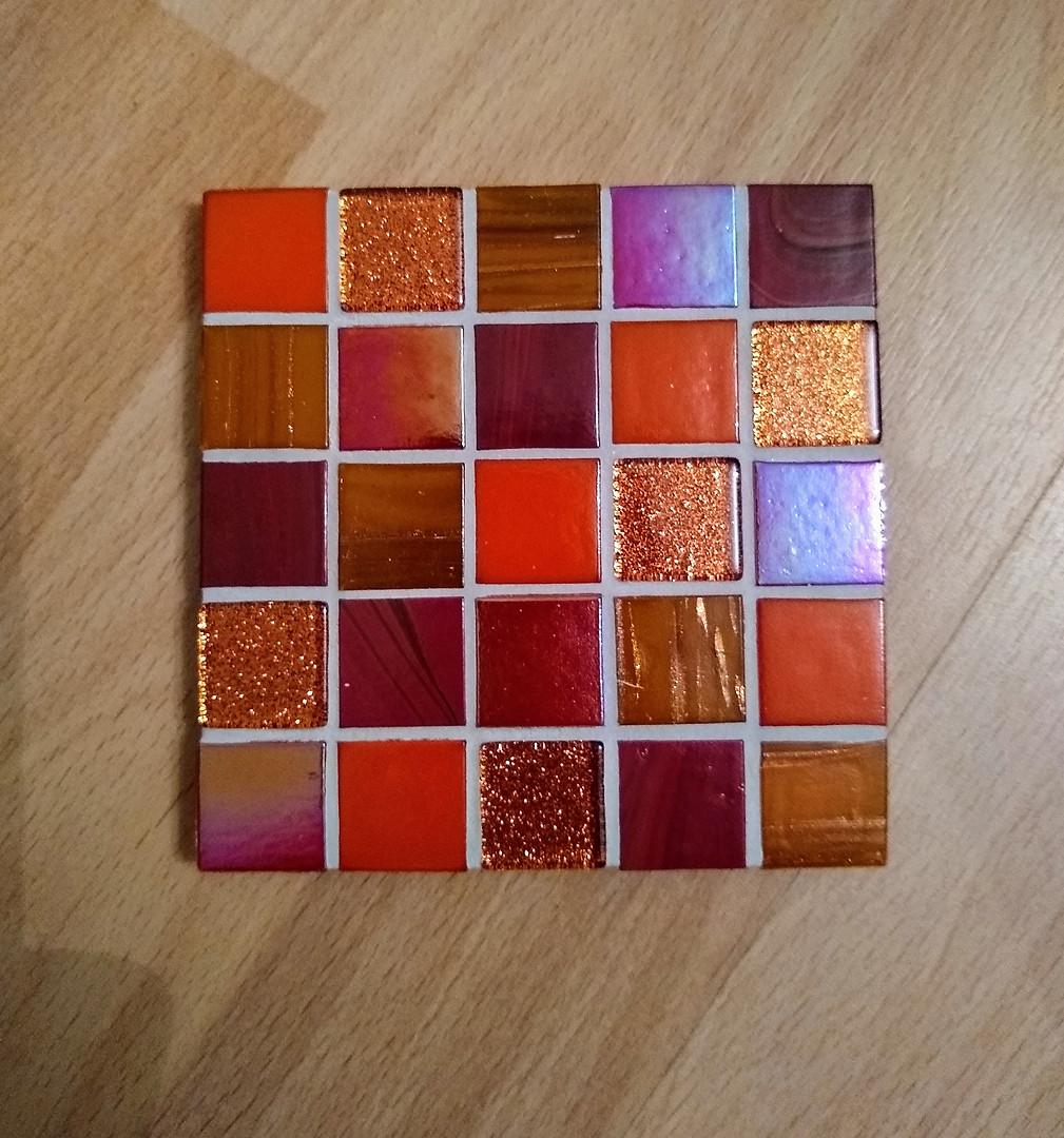CS32  Fire Squares  £7 Each