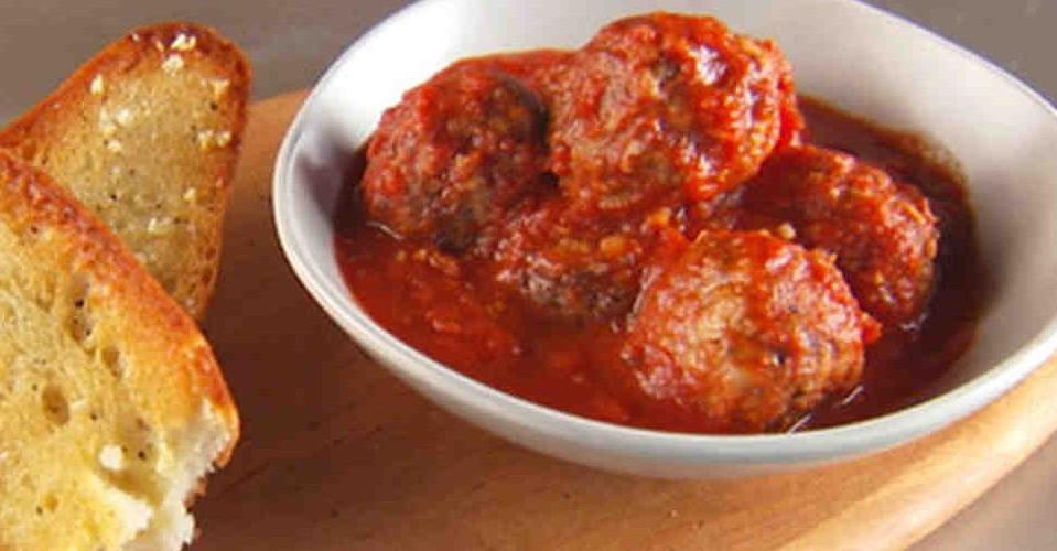 Meat Balls Marinara