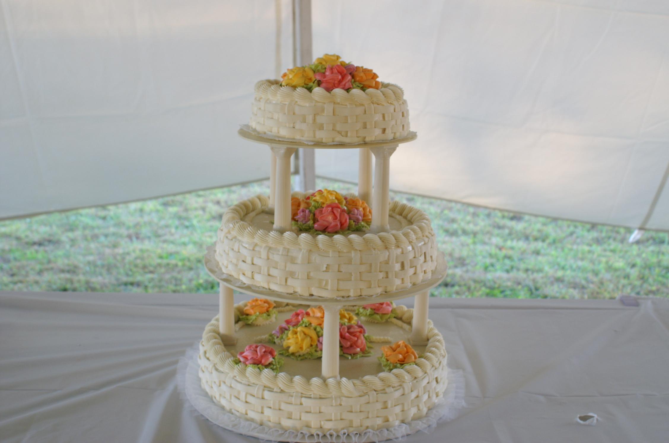 Maddalena's  Wedding CheeseCake
