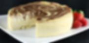 Maddalena's Marble Cheesecake