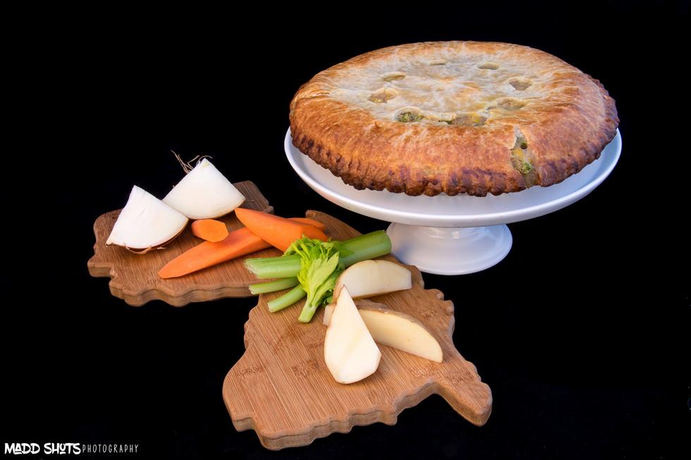 Maddalena's Chicken Pot Pie