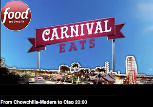 Food Network Carnival Eats
