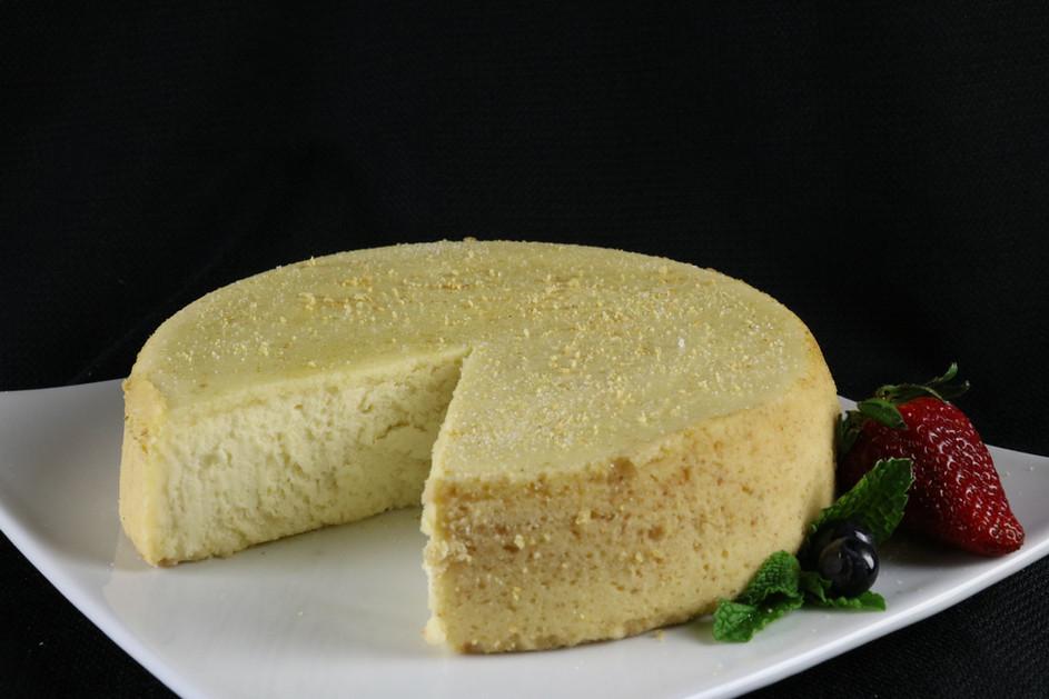 GLUTEN FREE Vanilla CheeseCake