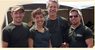 Gene Maddalena Sr. with Jeff Janet & Gene