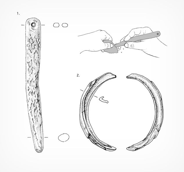 Archaeological Illustrations
