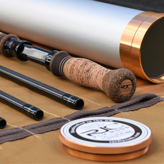 RJC FLY RODS IRISH