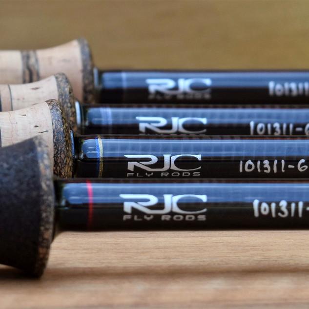 RJC FLY RODS