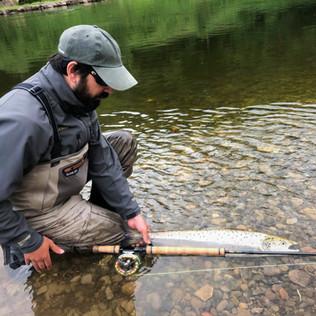 Wye Salmon RJC Fly Rods