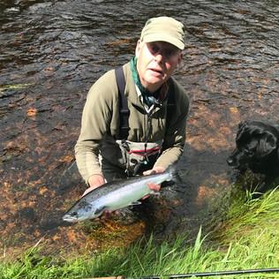 RJC Fly Rods Wye Salmon