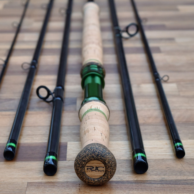 RJC Fly Rods