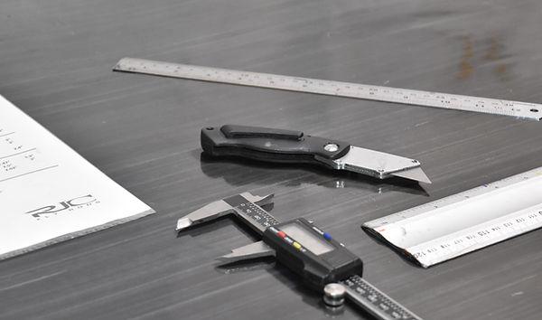 RJC Fly Rods design