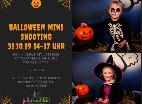 Halloween Mini Shotings
