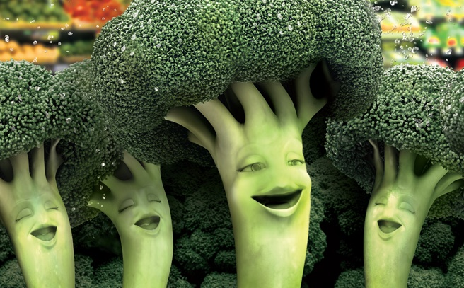 SuperValu Broccoli Story