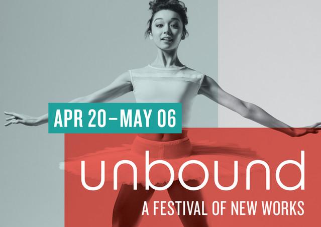 Unbound Festival Viusal Identity Design