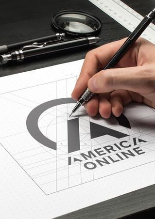 AOL Rebranding Design