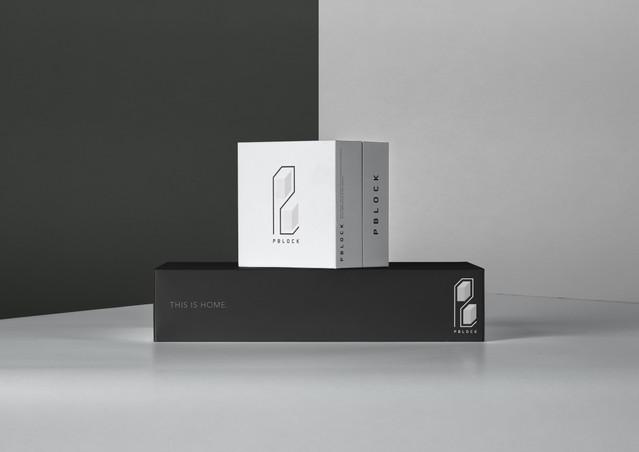 PBlock Studio Brand Design