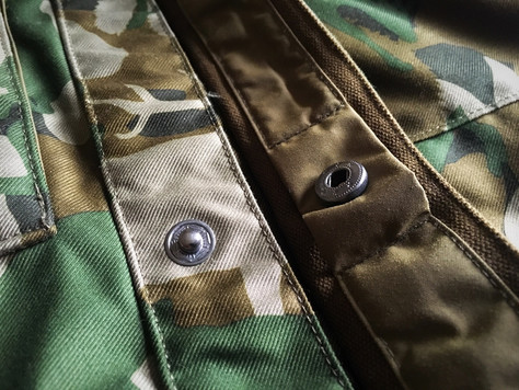 An Ecologist's Review of the 'Chris Packham' Lutra Jacket
