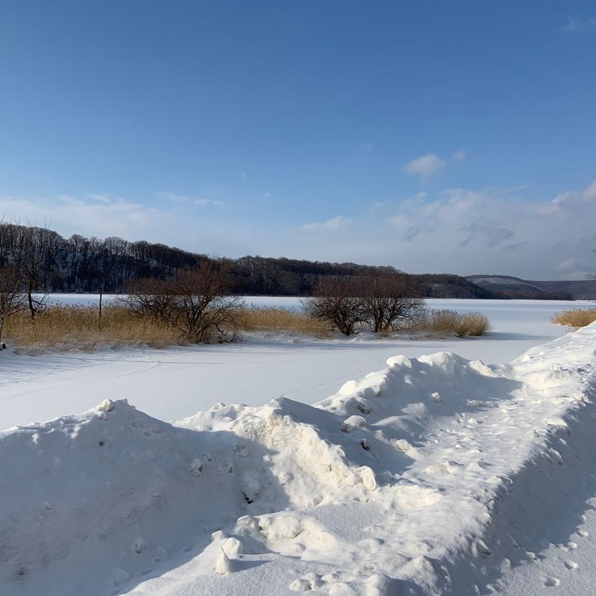 Lake Abashiri-Ko