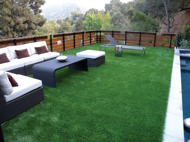 Patio Synthetic Turf Artificial Gr