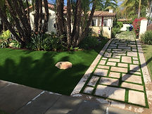 Artificial Turf Installation for Driveways