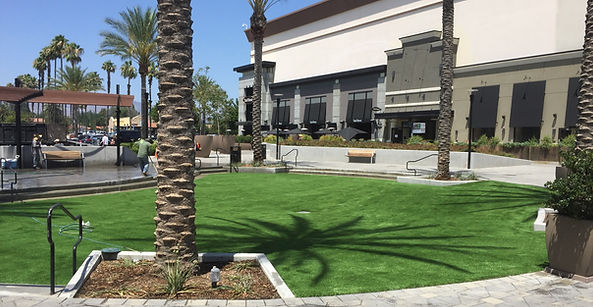 Professional Commercial Turf Installation