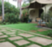 Realistic Synthetic Turf Installation Los Angeles