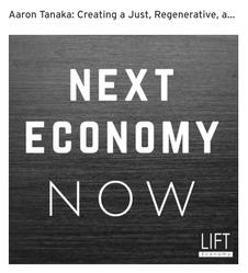 Listen: Aaron Tanaka: Creating a Just, Regenerative Economy with Ryan Honeyman
