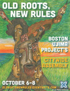 Art: Old Roots New Rules, Rachel Domond