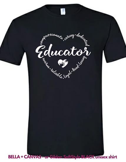 Educator UNISEX Tees