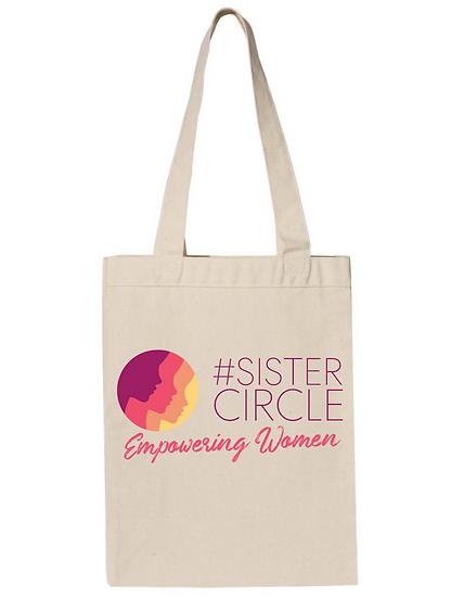 Sister Circle Tote Bags
