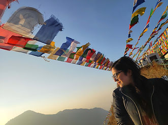 Happy Valley/Shedup Choephelling Monastery/Dalai hills(Top things to do in Mussoorie)
