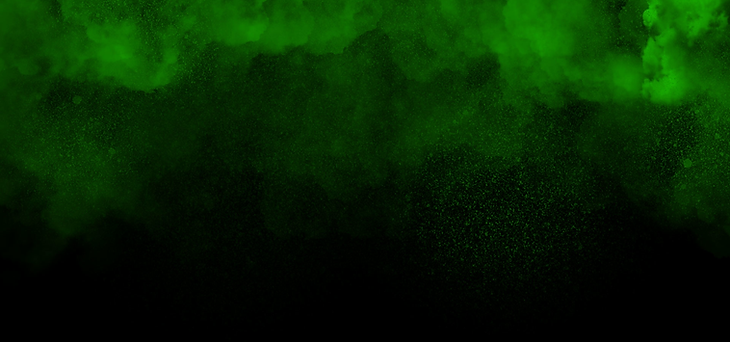 —Pngtree—green cool smoke_1167612.png
