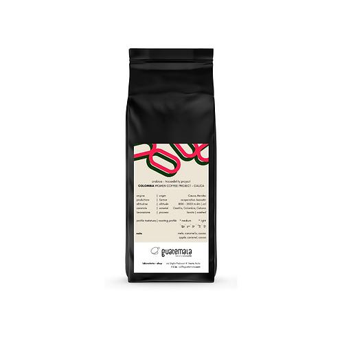 colombia women's coffee project | 500g medium