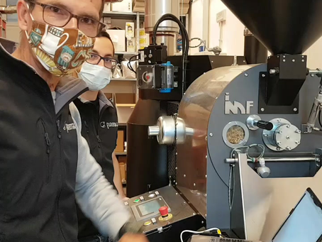 roasting daily | new entry