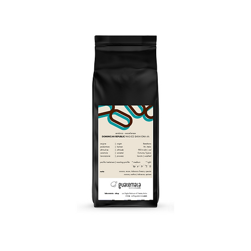 dominican republic barahona AA | 500g medium