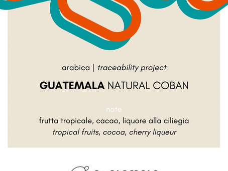 Guatemala Natural Coban