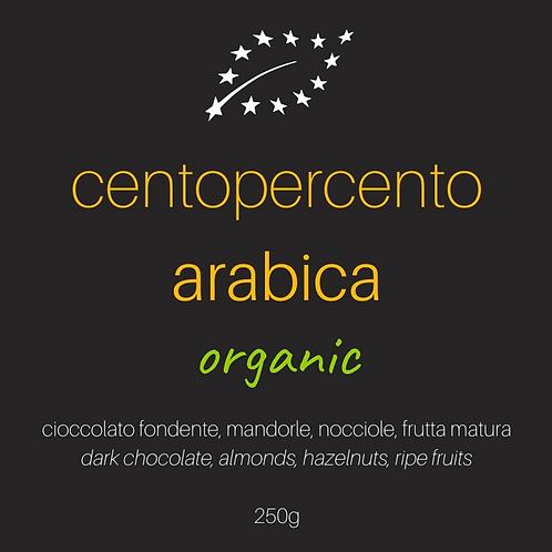 centopercentoarabica biologica   organic